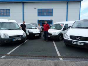 9211638357 Munster Van Centre was set up in Mitchelstown as a stand alone van sales  company by Jonathan O Grady and Deirdre Walsh