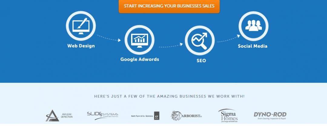 Cliq Web design - Google Adwords - SEO